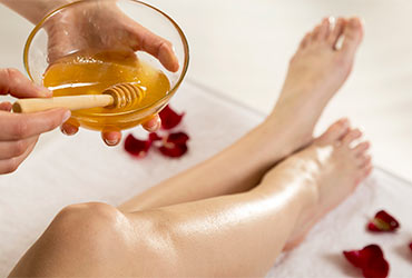 waxing treatment services